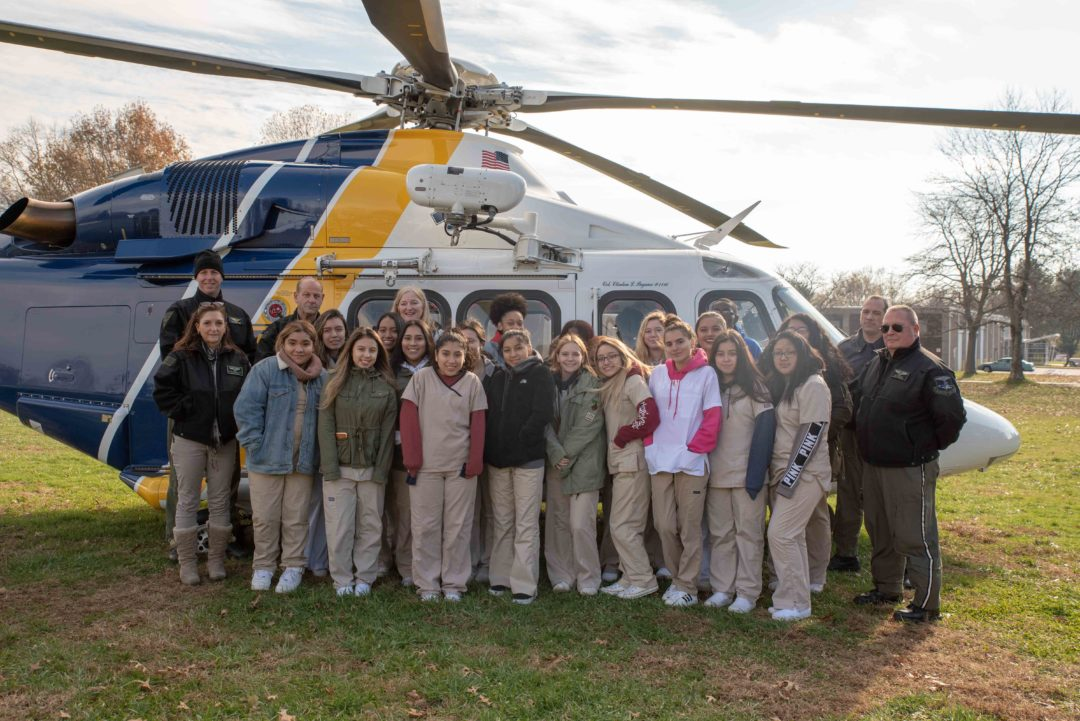 Medical Chopper Visit